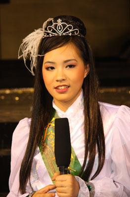 Nữ game thủ Vũ Hà Kiều My - Một trong Thập Đại Mỹ Nhân Kiếm Thế từng tham gia Đại Kiếm Hội