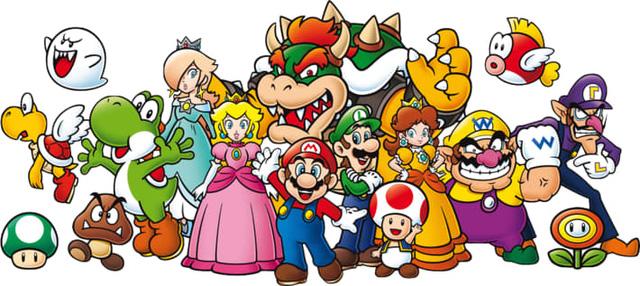 Những bí mật hay ho mà bạn chưa biết về huyền thoại sửa ống nước Mario - Ảnh 7.