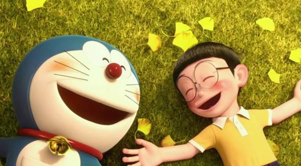 5 lần movie 'Doraemon' gây chấn động phòng vé, bộ truyện tuổi thơ chưa bao giờ hết hot trong lòng fan - Ảnh 1.