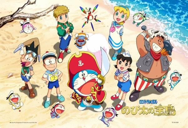 5 lần movie 'Doraemon' gây chấn động phòng vé, bộ truyện tuổi thơ chưa bao giờ hết hot trong lòng fan - Ảnh 3.
