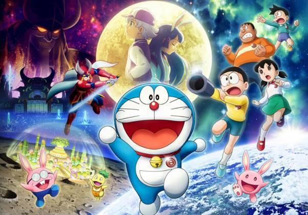 5 lần movie 'Doraemon' gây chấn động phòng vé, bộ truyện tuổi thơ chưa bao giờ hết hot trong lòng fan - Ảnh 4.