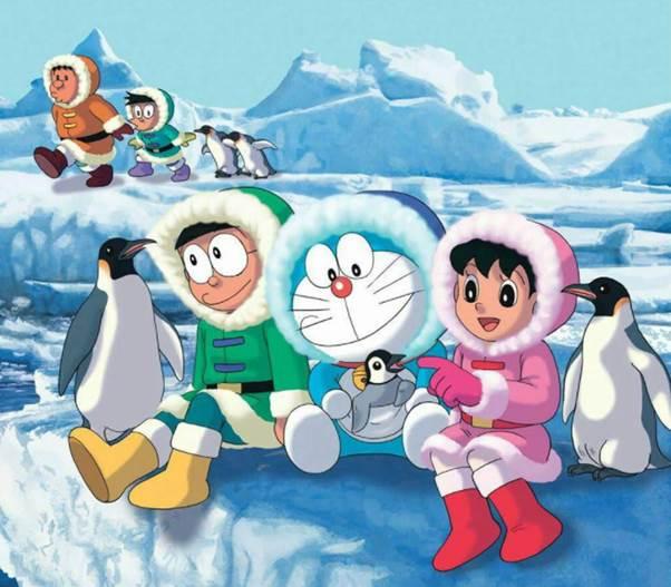 5 lần movie 'Doraemon' gây chấn động phòng vé, bộ truyện tuổi thơ chưa bao giờ hết hot trong lòng fan - Ảnh 5.