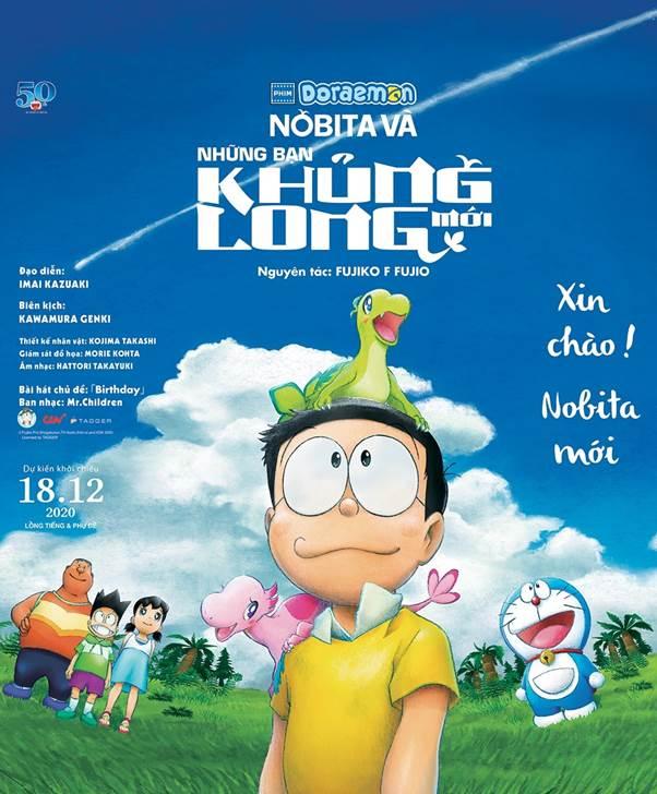 5 lần movie 'Doraemon' gây chấn động phòng vé, bộ truyện tuổi thơ chưa bao giờ hết hot trong lòng fan - Ảnh 7.