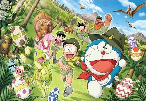 5 lần movie 'Doraemon' gây chấn động phòng vé, bộ truyện tuổi thơ chưa bao giờ hết hot trong lòng fan - Ảnh 8.