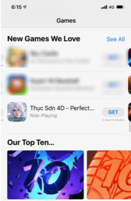 Đạp đổ mọi tân binh, Thục Sơn 4D lọt TOP hạng mục Game Mới Nên Chơi đề xuất bởi App Store, mở kho tặng ngay Combo 5 Giftcode - Ảnh 3.