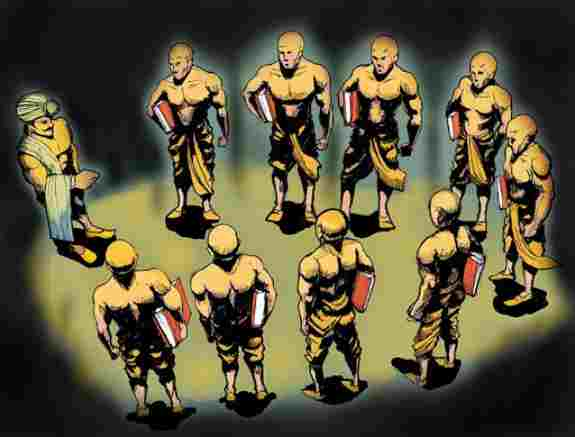 Hội kín 9 Unknown Men: Illuminati phiên bản Ấn Độ và bí ẩn về 9 thánh thư - Ảnh 4.