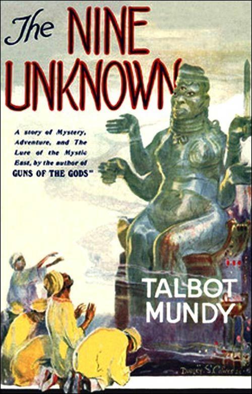 Hội kín 9 Unknown Men: Illuminati phiên bản Ấn Độ và bí ẩn về 9 thánh thư - Ảnh 2.