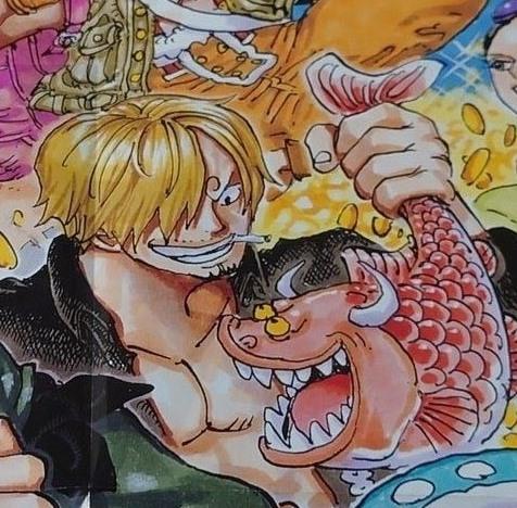 One Piece: Trái ác quỷ của Kaido hóa ra đã được Oda nhá hàng cách đây gần 900 chương - Ảnh 5.