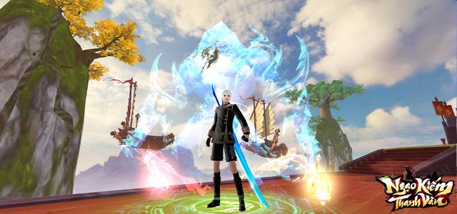 Siêu phẩm MMORPG Ngạo Kiếm Thanh Vân công bố ra mắt 13/01, hứa hẹn trở thành tựa game hot nhất Tết 2021! - Ảnh 2.