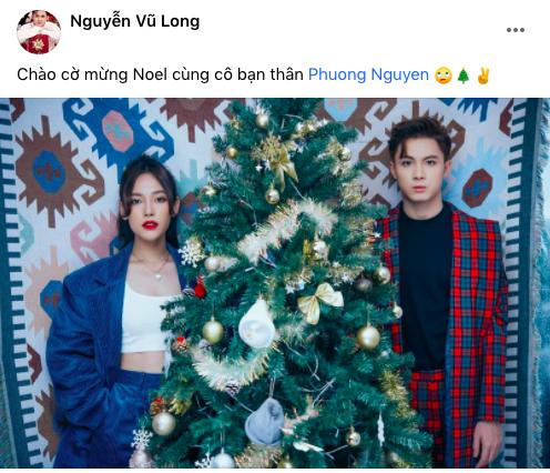 Nhìn hot streamer làng game lên đồ đi chơi Noel, ấm áp nhất vẫn là Noway và vợ chồng nhà Cris Phan - Ảnh 1.