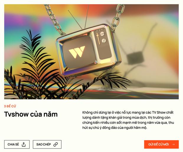 WeChoice Awards 2020 chính thức bước vào giai đoạn độc giả đề cử: Bạn đã sẵn sàng đồng hành cùng chúng tôi trên hành trình lan tỏa những niềm cảm hứng? - Ảnh 6.
