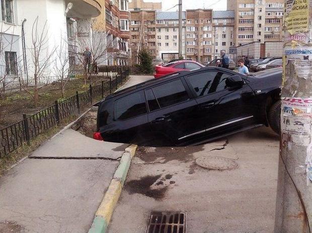 Những tai nạn ngớ ngẩn của hội mới học lái xe đã đi chơi Giáng Sinh - Ảnh 8.