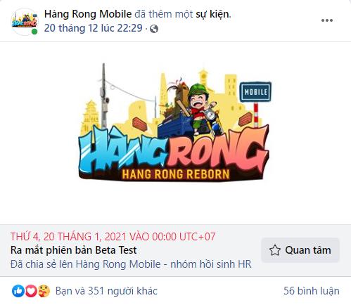 Hàng Rong Mobile chính thức công bố thời điểm ra mắt game thủ Việt, tuổi thơ sắp thực sự ùa về - Ảnh 4.