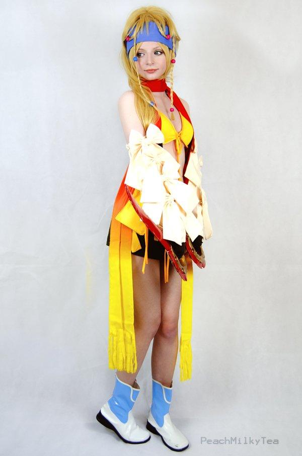Mỹ nhân Final Fantasy X khiến anh em game thủ giật mình khi diện bikini khoe thân hình hoàn hảo - Ảnh 11.