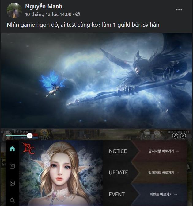Siêu phẩm nhập vai Hàn Quốc - Blood Chaos M tồn tại vấn đề NÓNG: Game thủ Việt cũng bó tay, không thể nào xác định - Ảnh 5.