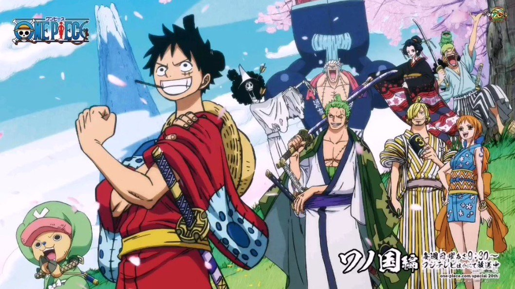 Top 10 thương hiệu anime, manga kiếm được nhiều tiền nhất năm 2020, One Piece và Luffy Mũ Rơm bị đánh bại