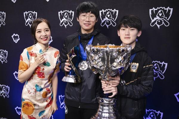 MVP CKTG 2018 chính thức bị loại bỏ khỏi đội hình Invictus Gaming Photo-1-16089783468281005933658