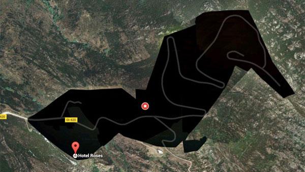 5 địa danh bí ẩn bị làm mờ trên Google Maps, điều gì đang bị che giấu? - Ảnh 2.
