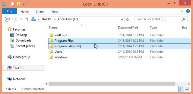 5 thư mục quan trọng của Windows Photo-1-16089805078671626993913