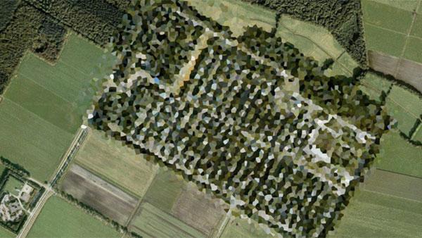 5 địa danh bí ẩn bị làm mờ trên Google Maps, điều gì đang bị che giấu? - Ảnh 3.