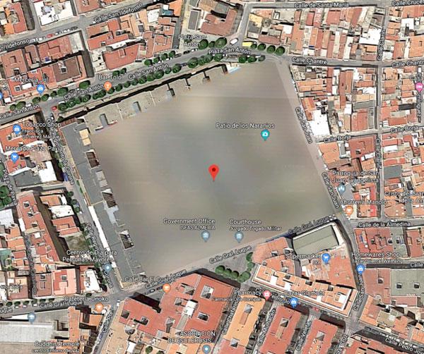 5 địa danh bí ẩn bị làm mờ trên Google Maps, điều gì đang bị che giấu? - Ảnh 4.