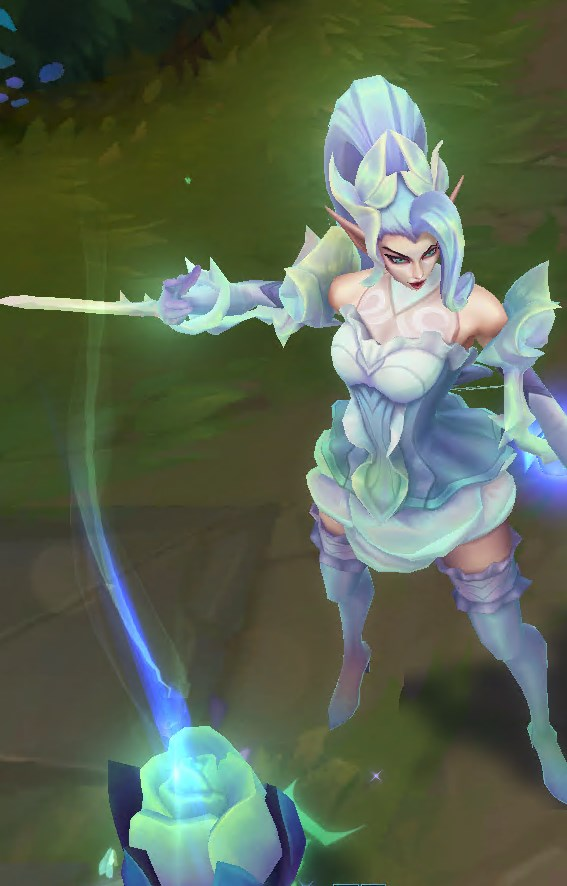 LMHT: Hàng loạt skin mới bị lộ nhưng game thủ chẳng vui chút nào vì trang phục của Lux quá xấu - Ảnh 2.