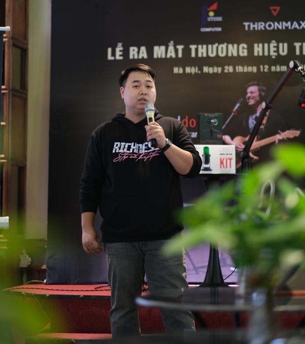 Thronmax chính thức đặt chân đến Việt Nam, game thủ và streamer hưởng lợi - Ảnh 2.