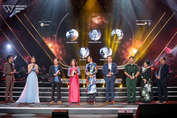 Top 5 Đại sứ truyền cảm hứng của WeChoice Awards 2016
