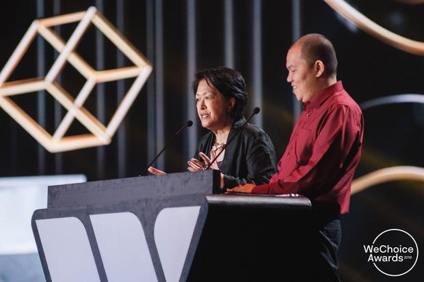 Bà Tôn Nữ Thị Ninh và ông Vương Vũ Thắng công bố Top 5 Đại sứ truyền cảm hứng của WeChoice Awards 2018