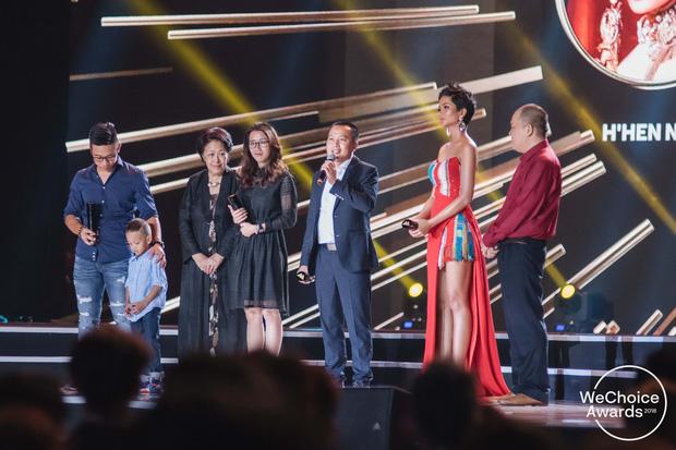Top 5 Đại sứ truyền cảm hứng của WeChoice Awards 2018