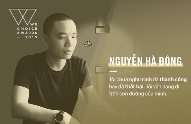 Top 5 Đại sứ truyền cảm hứng của WeChoice Awards 2014 - Nhà lập trình game Nguyễn Hà Đông