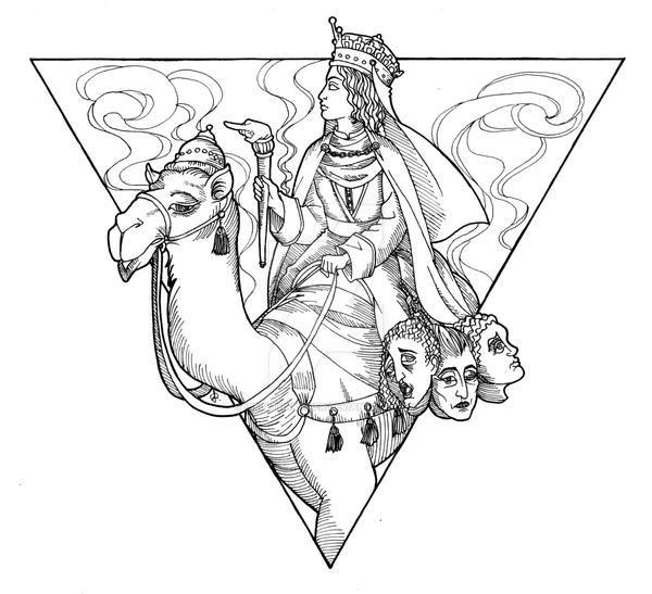 Nguồn gốc thực sự của Paimon trong Genshin Impact: Vua quỷ đáng sợ nhất trong thế giới ngầm - Ảnh 4.