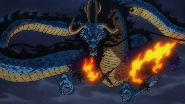 One Piece: Phải chăng bạch hổ Yamato chính là nhân tố cuối cùng của tứ linh để tạo ra long mạch - Ảnh 2.