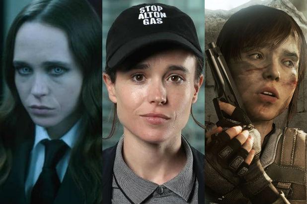 Ellen Page, nữ diễn viên nổi tiếng từng thủ vai chính trong game Beyond 2 Soul, đã chuyển giới thành nam - Ảnh 1.