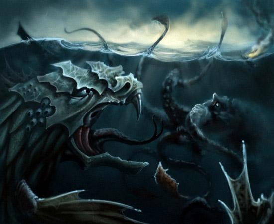 Những loài sinh vật kinh dị và đáng sợ, vượt qua trí tưởng tượng của con người - Ảnh 4.