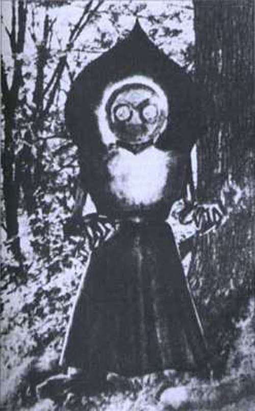 Những loài sinh vật kinh dị và đáng sợ, vượt qua trí tưởng tượng của con người - Ảnh 3.