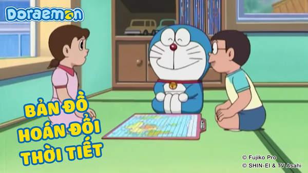 5 món bảo bối cực đỉnh có thể hô mưa gọi gió của Doraemon - Ảnh 3.