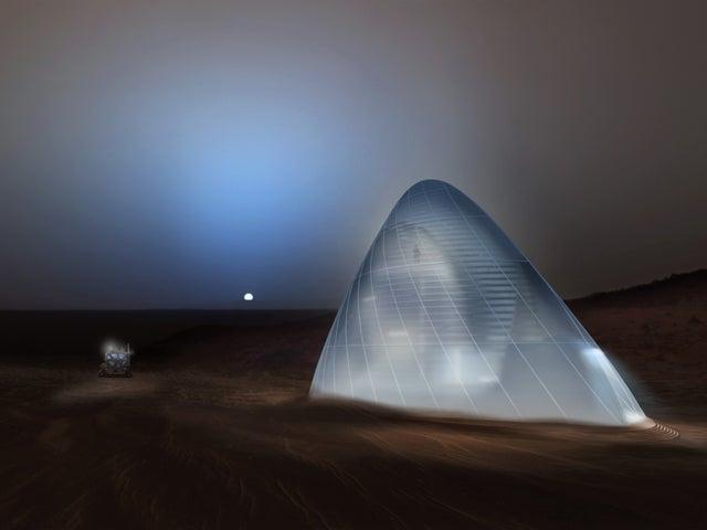 Ông Elon Musk dự báo, cư dân trên Sao Hỏa sẽ giao dịch bằng tiền mã hóa - Ảnh 2.