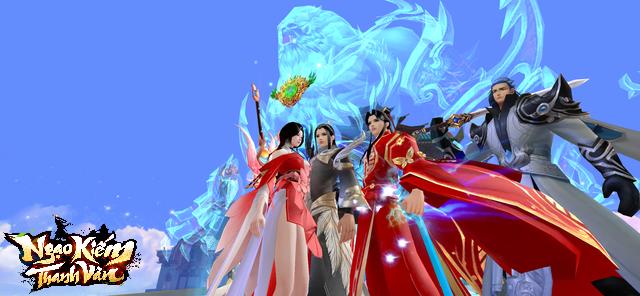 Đồ họa 3D khủng, cả tá tính năng đỉnh cao nhưng siêu phẩm MMORPG xứ Hàn nhẹ không tưởng, máy nào cũng chơi được! - Ảnh 4.