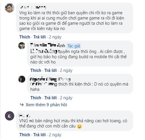 Game thủ lo sợ Hàng Rong Mobile sẽ bị kiện bản quyền, tuyên bố sẽ tẩy chay nếu về tay ông lớn này - Ảnh 4.