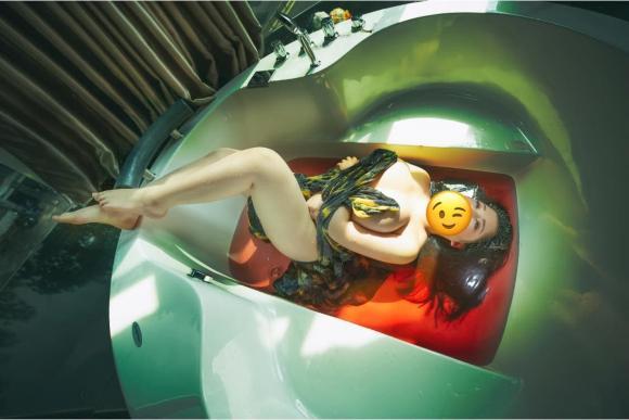 Phẫu thuật giảm bớt kích thước hơn 1m của vòng một, hot girl Việt bức xúc vì bị chỉ trích, lên tiếng đáp trả đầy mạnh mẽ - Ảnh 2.