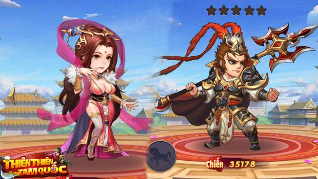 11,000 lượt đăng ký tải trước chỉ sau hơn 1 ngày: Thiên Thiên Tam Quốc khẳng định sức mạnh trường tồn của dòng game chiến thuật! - Ảnh 2.