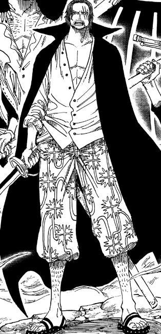 Giả thuyết One Piece gây sốc: Biết đâu Shanks lại là thủ lĩnh của thế giới ngầm trong One Piece? - Ảnh 3.