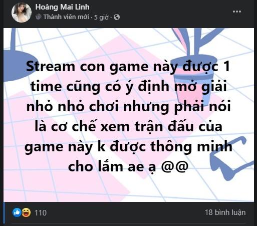 Nữ streamer Mai Linh Zuto lắc đầu ngán ngẩm vì cơ chế không thông minh này của siêu phẩm Riot - Ảnh 3.