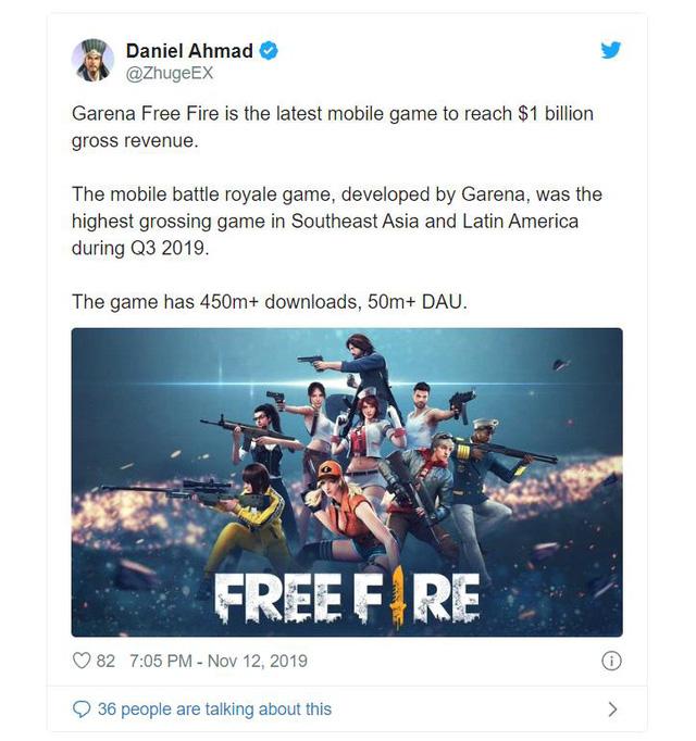 """Trở thành """"Game Mobile eSports hay nhất"""", Free Fire sắp có phiên bản Ronaldo đẹp không kém PUBG Mobile? - Ảnh 4."""