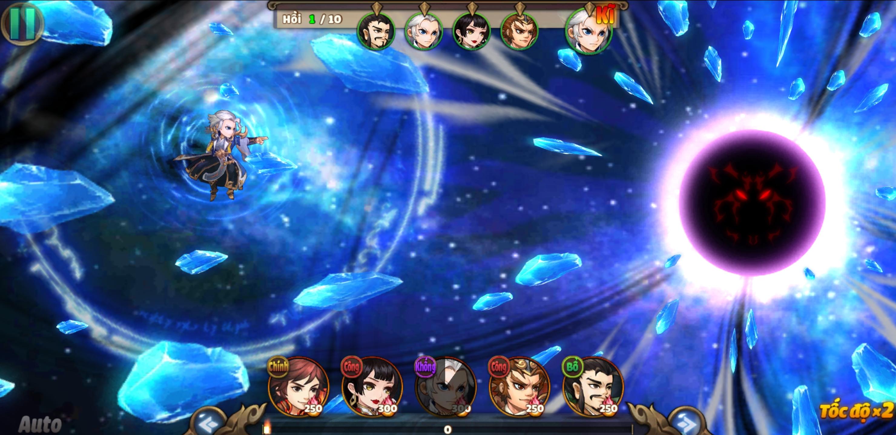 Thiên Thiên Tam Quốc cho phép chiến tướng mọc cánh, còn điều gì mà tựa game Tuyệt Đỉnh Hack Não này không dám làm! - Ảnh 7.