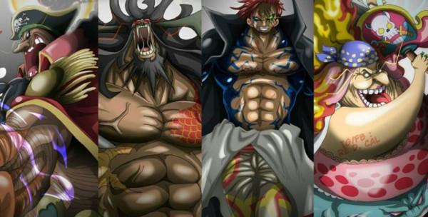 Họ là 4 người thống trị biển lớn
