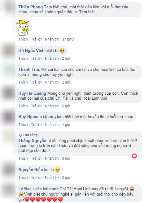 Game thủ Việt lặng người trước sự ra đi của danh hài Chí Tài: Vĩnh biệt chú, một phần tuổi thơ con - Ảnh 4.