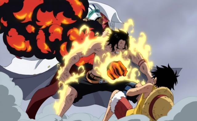 """Sự """"liều lĩnh"""" của Ace chỉ chấm dứt khi anh bị Akainu giết chết"""