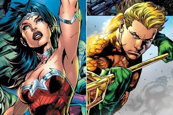 Chị đại Wonder Woman và thiên tình sử tốn nhiều giấy mực, danh sách người yêu toàn những cái tên khủng - Ảnh 3.